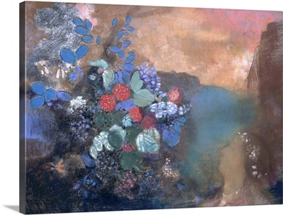 Ophelia among the Flowers, c.1905-8