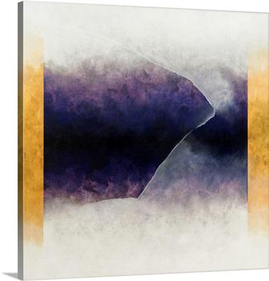 Ouroboros Three: Blue, 2010 (oil on canvas)