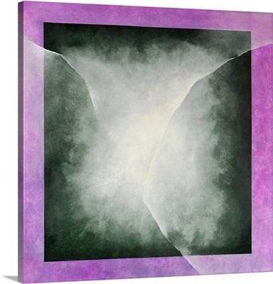 Ouroboros Three: Green, 2010 (oil on canvas)