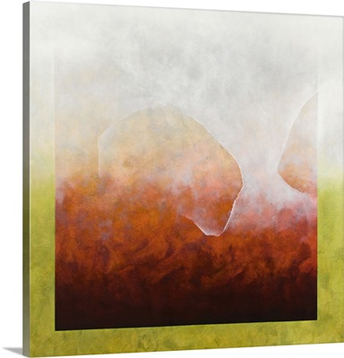 Ouroboros Three: Red, 2010 (oil on canvas)