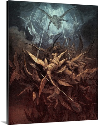 Paradise Lost: Fall Of The Rebel Angels