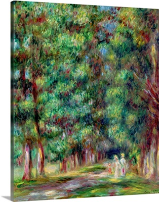 Path in a Wood, 1910