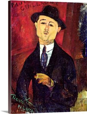 Paul Guillaume (1893-1934) Novo Pilota, 1915
