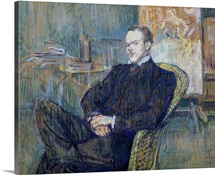 Paul Leclercq (1872 1956) 1897 (oil on cardboard)