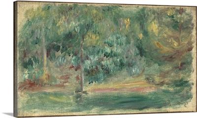 Paysage, c. 1860-80