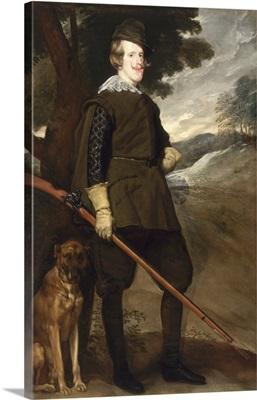 Philip IV (1605-65) King of Spain, 1632-36