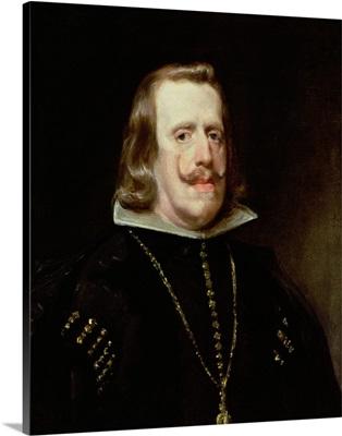 Philip IV of Spain, c.1656