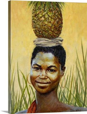 Pineapple Girl, 2004