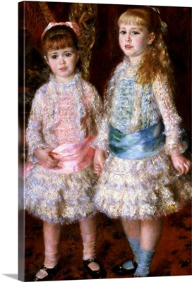 Pink and Blue or, The Cahen dAnvers Girls, 1881