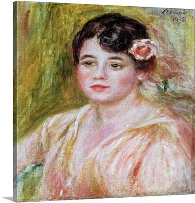 Portrait of Adele Besson, 1918