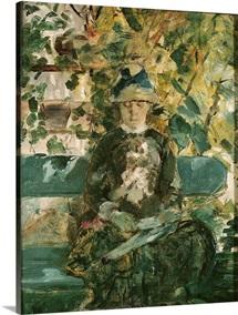 Portrait of Adele Tapie de Celeyran (1840 1930) 1882 (oil on canvas)