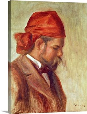 Portrait of Ambroise Vollard (1868 1939)