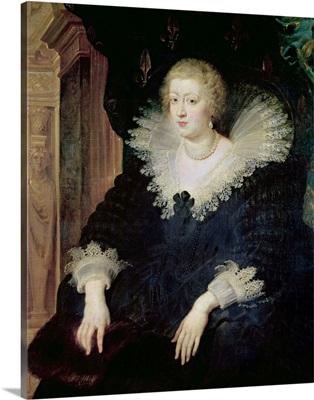 Portrait of Anne of Austria (1601 66) c.1622