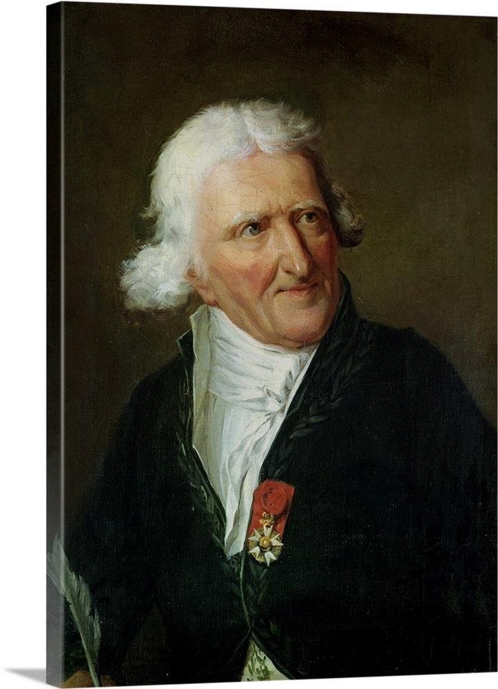 Portrait of Antoine Augustin P...