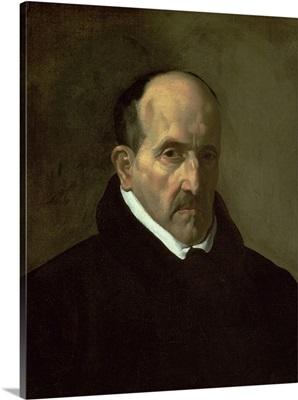 Portrait of Don Luis de Gongora y Argote (1561-1627) 1622