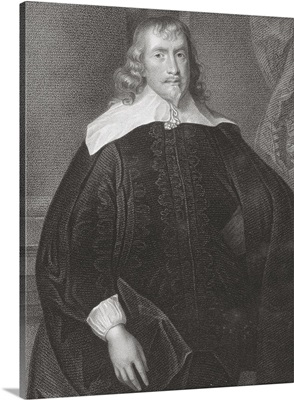 Portrait of Francis Russell (1593-1641) 4th Earl of Bedford
