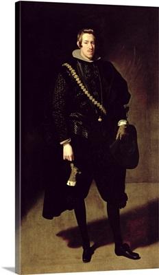 Portrait of Infante Don Carlos (1607-32) c.1626-27