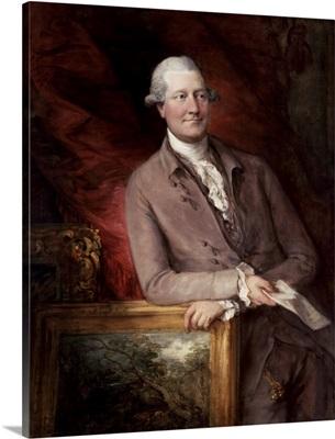 Portrait of James Christie, 1778
