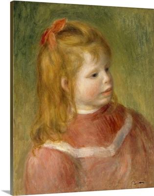 Portrait Of Jean (1894-1979), 1897