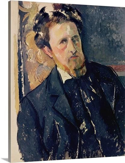 Portrait of Joachim Gasquet (1873 1921) 1896 97 (oil on canvas)