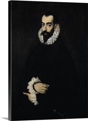 Portrait of Juan Alfonso de Pimentel y Herrera, 8th Conde de Benavente