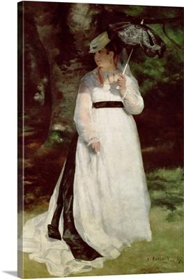 Portrait of Lise, 1867