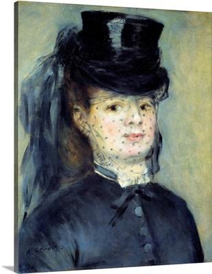 Portrait of Madame Paul Darras, 1872