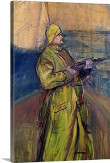Portrait of Monsieur Maurice Joyant, 1900 (oil on canvas)