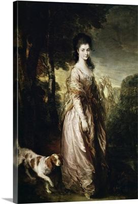 Portrait of Mrs. Lowndes Stone (1758 1837) c.1775