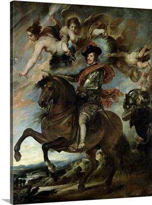 Portrait of Philip IV (1605 65) 1645