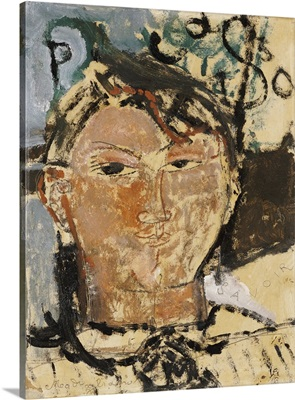Portrait of Picasso, 1915