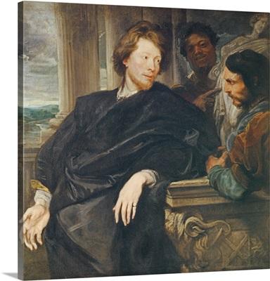 Portrait of Rubens