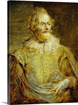Portrait of Senator Paulus Halmalius
