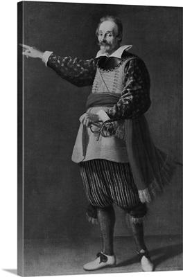 Portrait of the Marquis Ambrogio Spinola (1569-1630)