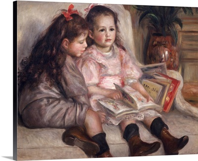 Portraits of children, or The Children of Martial Caillebotte, 1895