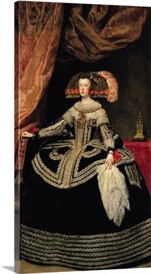 Queen Maria Anna (1634-96) of Austria, 1652
