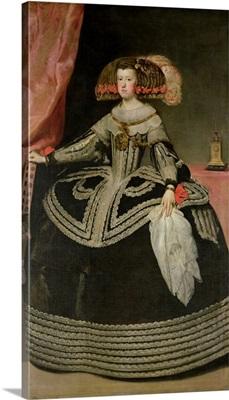 Queen Maria Anna of Austria (1634-96), c. 1652