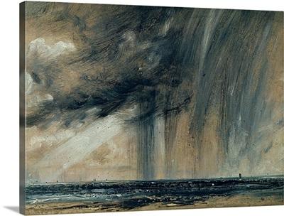 Rainstorm over the Sea, c.1824-28