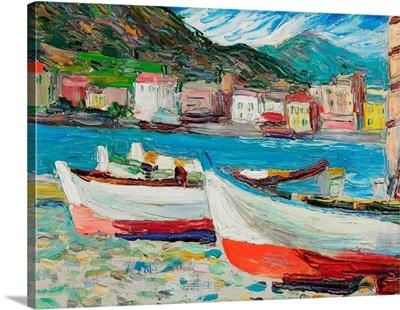 Rapallo, Boats