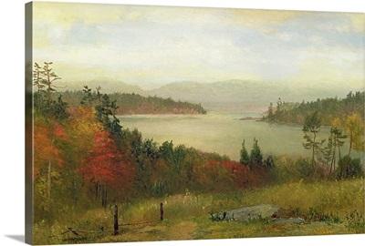 Raquette Lake, 1869