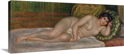 Reclining female nude (Gabrielle) 1906-07