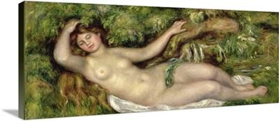 Reclining Nude, 1910