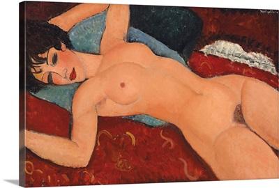Reclining Nude, 1917-18