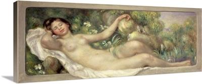 Reclining Nude (La Source), 1895-97