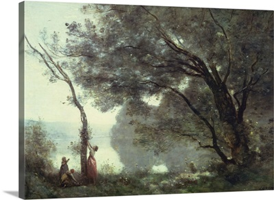 Recollections of Mortefontaine, 1864