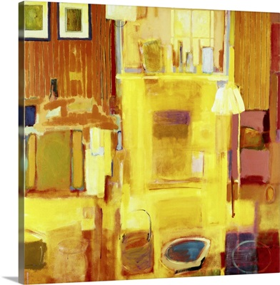 Room at Giverny, 2000