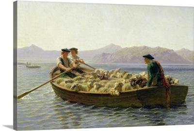 Rowing Boat, 1863