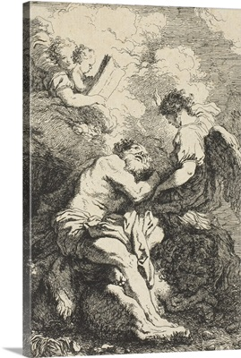 Saint Jerome, c.1761-65