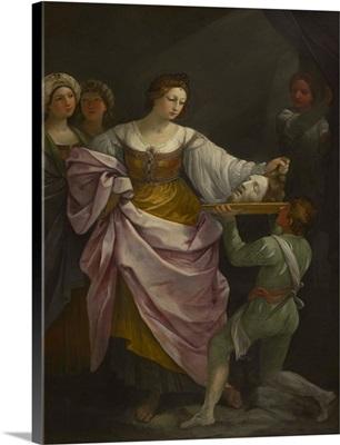 Salome with the Head of Saint John the Baptist, c.1639-42