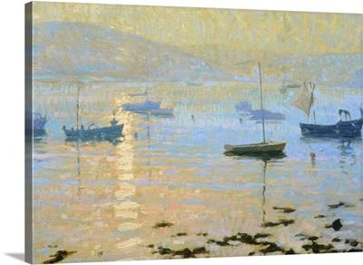 Sea Mist, Evening Sun, Tresco